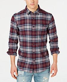 American Rag Men's Fallon Flannel 2 Shirt, Created for Macy's