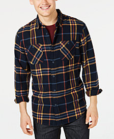 American Rag Men's Kendrick Flannel 2 Shirt, Created for Macy's