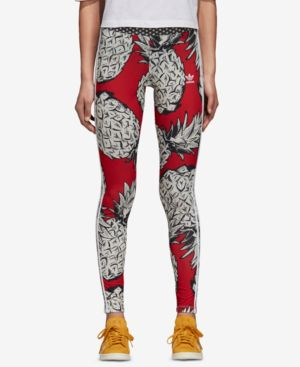 adidas Originals Printed Leggings - Multicolor