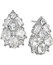 Jewel Badgley Mischka Crystal Cluster Stud Earrings