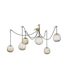 Regina Andrew Design Molten Spider Small Chandelier
