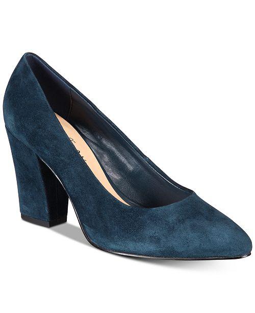 51efad0ba2 Bella Vita Gigi Block-Heel Pumps & Reviews - Pumps - Shoes - Macy's