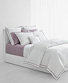 Spencer Border Bedding Collection