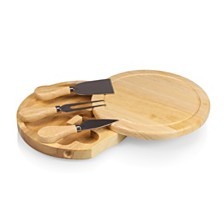 Toscana™ by Picnic Time Brie Cheese Cutting Board & Tools Set