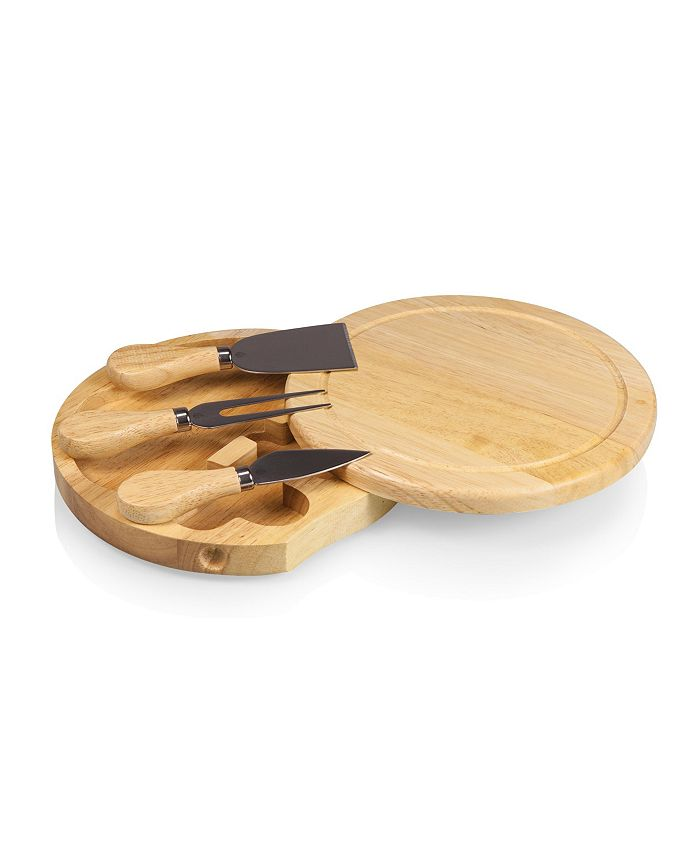 Picnic Time - Brie Cheese Cutting Board & Tools Set