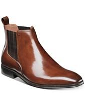 f764be9b5012 Florsheim Men s Beat Plain-Toe Chelsea Gore Boots