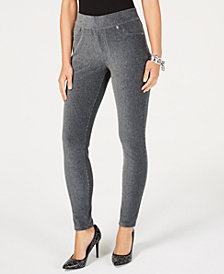 MICHAEL Michael Kors Corduroy Pull-On Leggings, In Regular & Petites