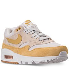 Nike Women's Air Max 90/1 Casual Sneakers from Finish Line