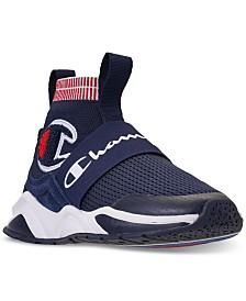 Champion Boys' Rally Pro Casual Athletic Sneakers from Finish Line