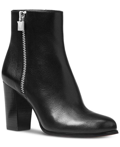 cute cheap discount best quality Michael Kors Margaret Booties & Reviews - Boots - Shoes - Macy's