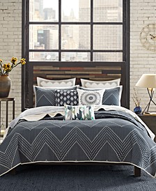 INK+IVY Pomona Coverlet Mini Sets