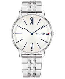 Tommy Hilfiger Men's Stainless Steel Bracelet Watch 40mm
