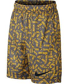 Nike Big Boys Printed Training Shorts