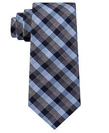 Michael Kors Men's City Gingham Tie