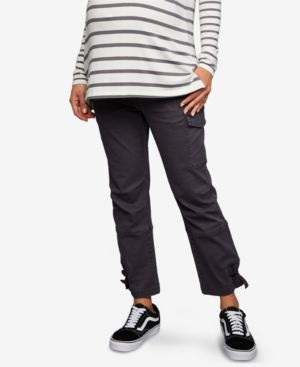 Image of A Pea In The Pod Maternity Cargo Pants