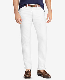 Polo Ralph Lauren Men's Varick Slim Straight Stretch Jeans