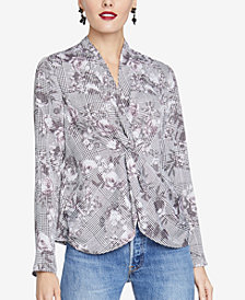 RACHEL Rachel Roy Twisted Top, Created for Macy's