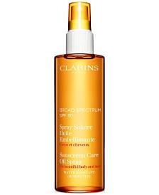 Sunscreen Care Oil Spray SPF 30 Body & Hair, 5 fl. oz.