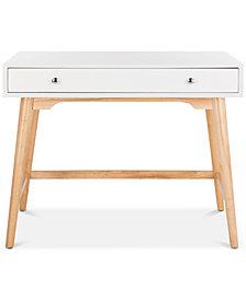 Isadora Modern Desk, Quick Ship