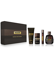 Missoni Men's 4-Pc. Parfum Pour Homme Gift Set, A $160 Value