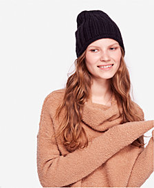 Free People Rory Ribbed Beanie