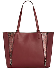 I.N.C. Averry Side Zip Tote, Created for Macy's