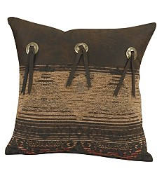 "Sierra Square 16""x16"" Pillow"
