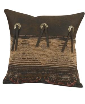 Sierra Square 16x16 Pillow