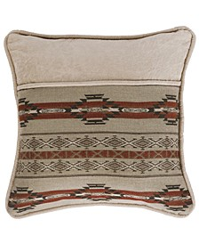 Pierced Decorative Pillow