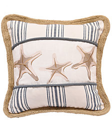"18""x18"" Starfish Pillow"