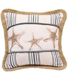 """18""""x18"""" Starfish Pillow"""
