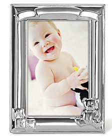 Lenox Childhood Memories 4x6 Metal Bear Frame