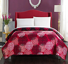 Chic Home Judith 1 Piece Twin Quilt Set
