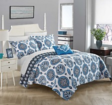Chic Home Jolee 4 Piece Quilt Sets