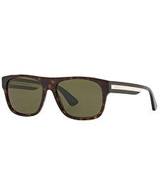 Gucci Sunglasses, GG0341S 56