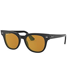 Ray- Ban Polarized Meteor Sunglasses, RB2168