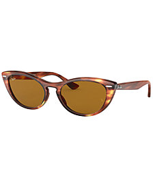 Ray-Ban Sunglasses, RB4314N NINA