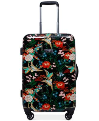 """Sweet Birds 20"""" Carry-On Spinner Suitcase"""