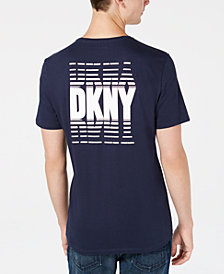 DKNY Men's Logo T-Shirt