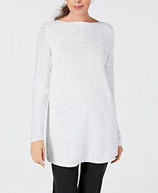 Karen Scott Tunic Sweater, Created for Macy's