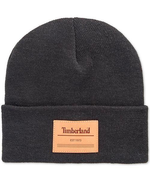 15eebcaaa83 ... Timberland Men s Heat Retention Watch-Cap Beanie