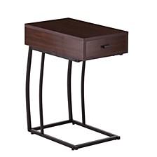 Porten Side Table w/ Power & USB