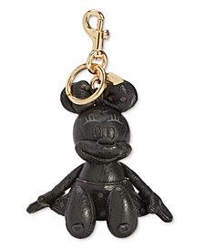 COACH Minnie Mouse Doll Bag Charm
