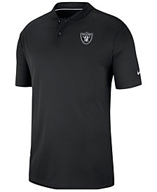 Nike Men's Oakland Raiders Elite Coaches Polo 2018