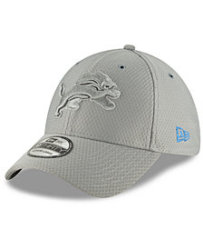 New Era Detroit Lions Official Color Rush 39THIRTY Stretch Fitted Cap
