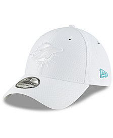 New Era Miami Dolphins Official Color Rush 39THIRTY Stretch Fitted Cap