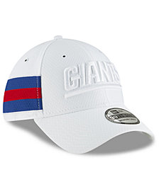 New Era New York Giants Official Color Rush 39THIRTY Stretch Fitted Cap