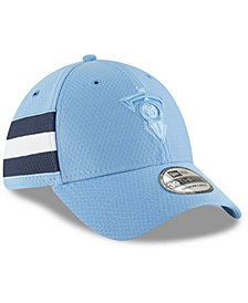 New Era Tennessee Titans Official Color Rush 39THIRTY Stretch Fitted Cap
