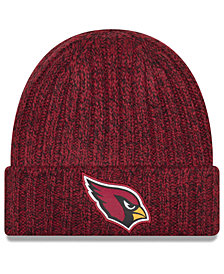 New Era Women's Arizona Cardinals On Field Knit Hat