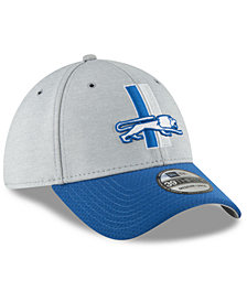New Era Boys' Detroit Lions Sideline Home 39THIRTY Cap
